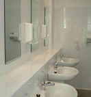 pictures of commercial bathrooms